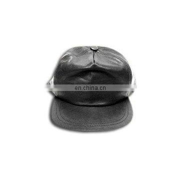 Leather Sports Caps Art No: 1407