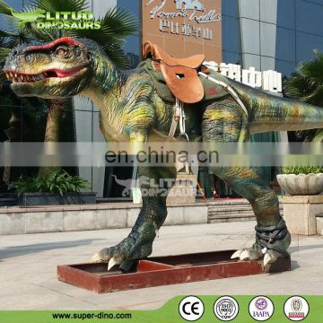 Coin Operated Dinosaur Kids Ride