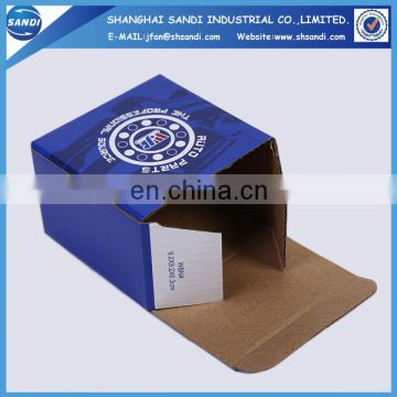 Custom packaging corrugated carton with printing
