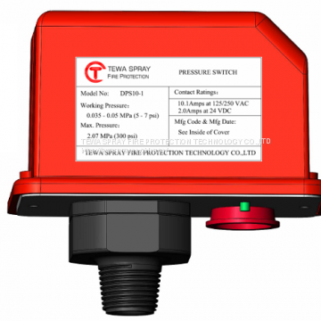 High quality detected pressure switch