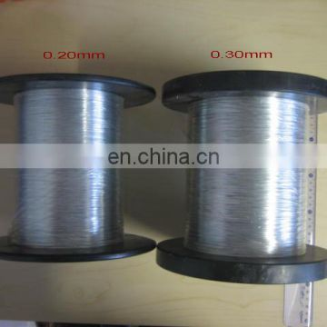 galvanized spool wire hot dipped gi wire