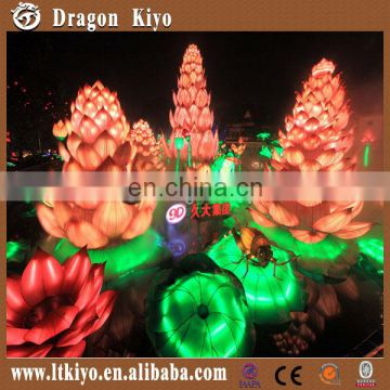 2015 new design Chinese festival latern decoration