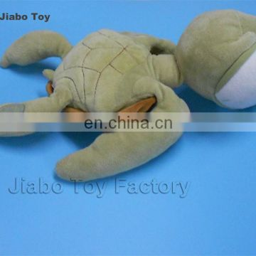 High quality PP cotton lovely plush tortoise plush toy