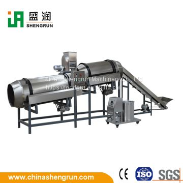Small Corn Puff Snack Extruder Making Machine Price