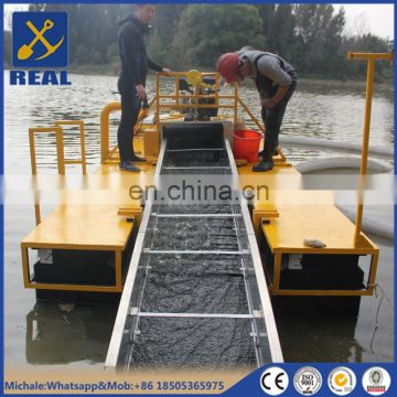 6 inch dredge gold and diamond dredge dredging 18 meter depth