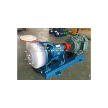 IHF Fluorine plastic liner chemical industry centrifugal pump