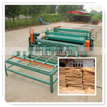 International brand-name mattress weaver making machine with electric motors and transmission gears
