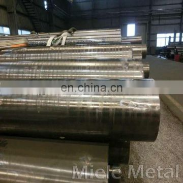 Extrusion solid cold drawn aluminum alloy round bar