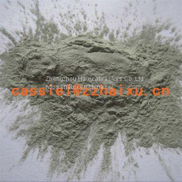 green silicon carbide micropowder for grinding