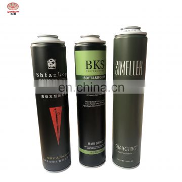 china suppliers tinplate empty aerosol can