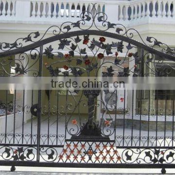 Metal Yard Gate