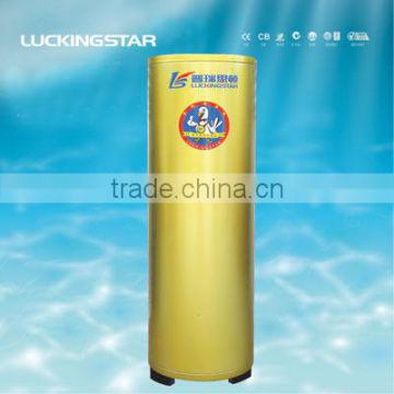 LuckingStar CE SRCC Keymark Split Pressurized Solar Water Heater Copper Heat Pipe Solar Collector Pressurized Water Tank