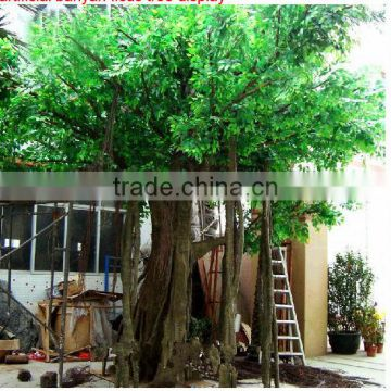 artificial banyan tree for landscaping decoration