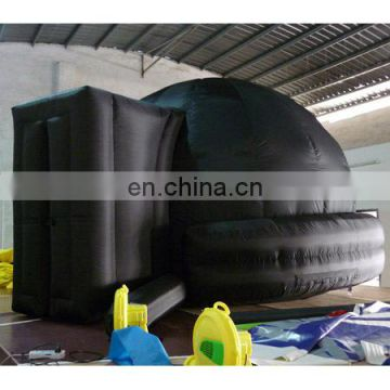 2014 new! inflatable mobile film tent