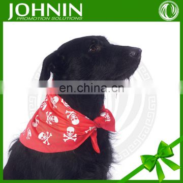 hot promotion 2016 custom printed triangle fashion dog bandana