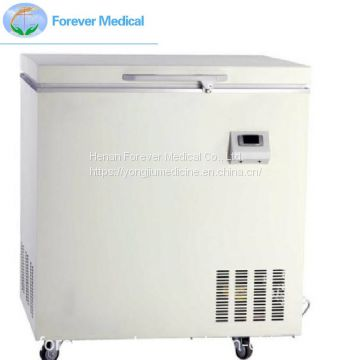-60 Degree Upright Style LED Digital Display Deep Cooling Freezer
