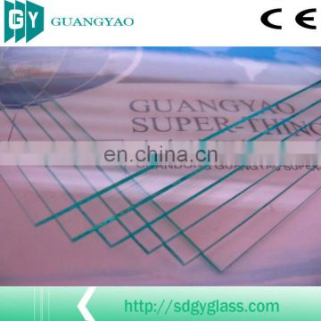 1.5mm small sheet glass pieces