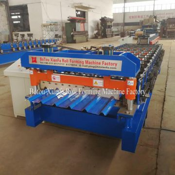 roof panel forming line