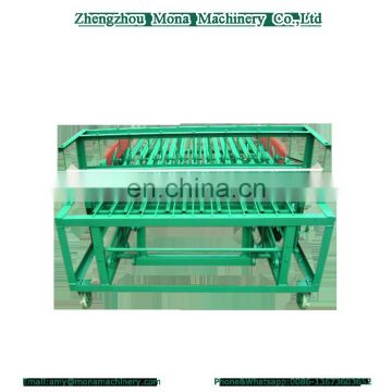 Excellent quality Straw mat sewing reed mat knitting straw braiding machine with good price