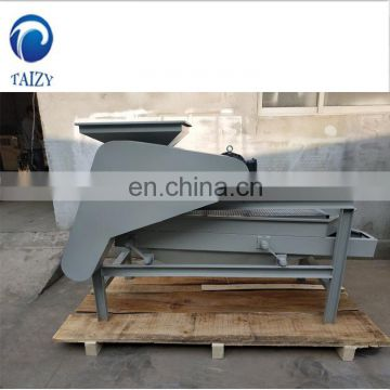 Almond nuts ginkgo apriot mandorle breaking and shelling machine on sale
