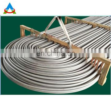 High Grade Stainless Steel Welded Pipe / U Tube For Heat Exchange