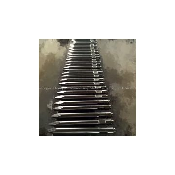 Hydraulic breaker chisel Krupp Montabert Atlas copco with good price