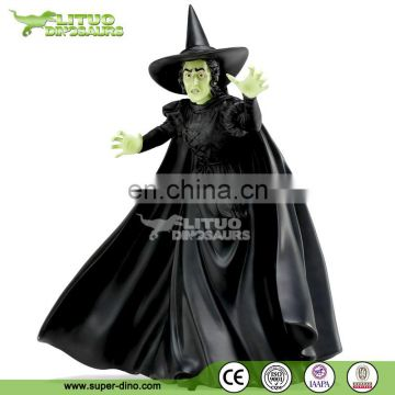 Amusement Park Life Size Fiberglass Statue Decorative Witches