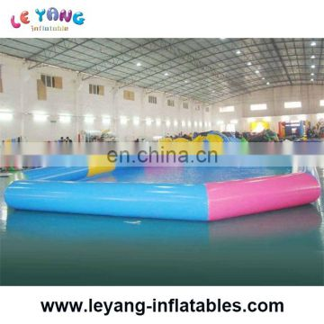 Round water ball use Inflatable swimming pool for equipment water park