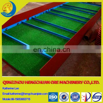 Gold Mining Sluice Box for Alluvial Gold Mining