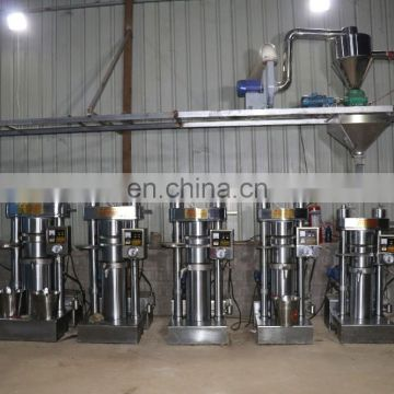 Hydraulic oil press machine spare parts
