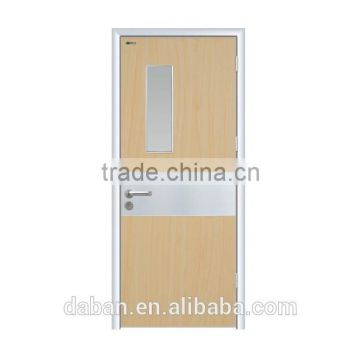 ecology aluminum frame melamine classroom door for school                                                                         Quality Choice