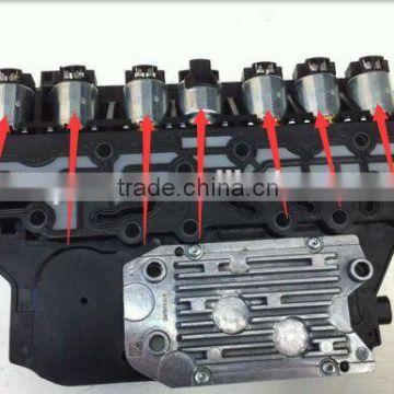 6T45e 6T40 mechatronic control unit gearbox valve body and tcm tcu