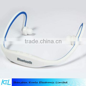 2015 hot sales bluetooth wireless headset s9, bluetooth headphone active, for all smartphone and music player