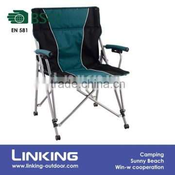 outdoor folding chair with flat tube