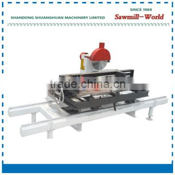 Horizontal Style wood table band saw for wood cutting