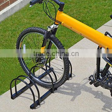 New style bicycle parking rack display stand