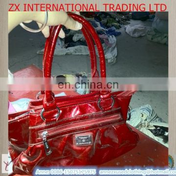 Popular in Africa used ladies bags clothes