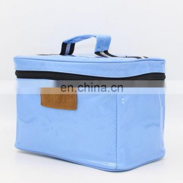 pu leather cooler bag