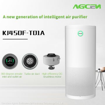 Air purifier air cleaner for small room bedroom T01A