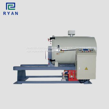 vacuum cleaning furnace for clean mesh filter and spinneret in plastic industry