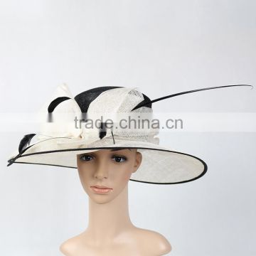 af73b52edb0 New Woman Church Kentucky Derby Wedding Party Sinamay Hats south africa ...