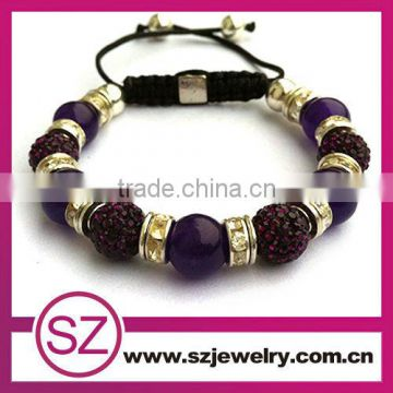 Wholesale Lady Gemstone Bracelet High Quality New Models Bracelets