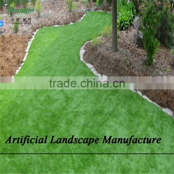 SJZJN 2740 Plastic Garden Grass,Decorative Grass Turf,High Quality Grass Turf Made In China High Quality