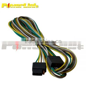 s20177 120in 4 way towing trailer hitch light wiring tow harness rh detail en china cn install a trailer hitch cost install a trailer hitch