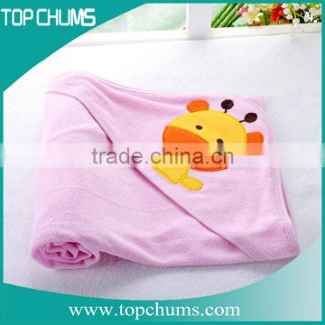 Wholesale Turkish custom printed 100% cotton compress fabric baby body hooded disposable microfiber beach hotel bath towel