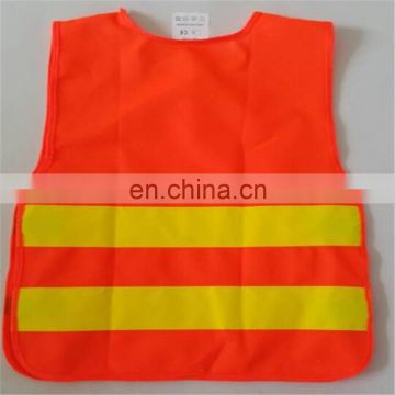 safety vest for kids, EN 1150 children's safety vest,EN1150 reflective safety vest