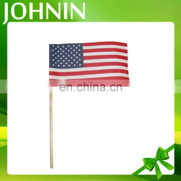 Wholesale good quality all kinds of plastic hand flag sticks