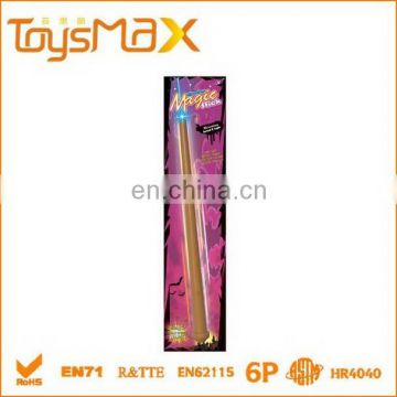 Promotional Halloween magic wand toy for kids