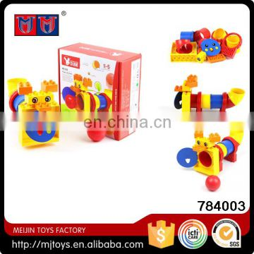 40 pcs intelligence building blocks in elephant shaped