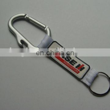 Hiking carabiner hook,aluminum snap bag hook made in china